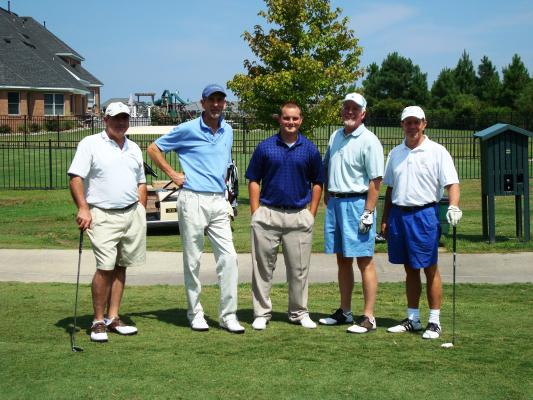 2008 Summer Meeting Golf Tournament
